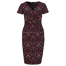 Buy Sugarhill Boutique Bailey Wallpaper Dress, Multi Online at johnlewis.com