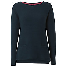Buy White Stuff Perfect Jumper, Teal Online at johnlewis.com
