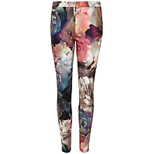 Buy Ted Baker Aniela Technicolour Bloom Leggings, Multi Online at johnlewis.com