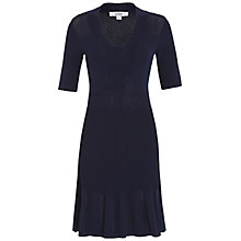 Buy Belle by Badgley Mischka Pointelle Gedina Dress Online at johnlewis.com