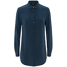 Buy Jaeger Oversized Casual Silk Shirt Online at johnlewis.com