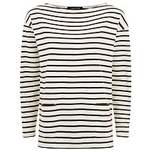 Buy Jaeger Winter Breton Top Online at johnlewis.com