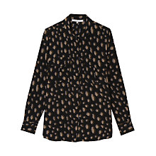 Buy Gerard Darel Baylee Shirt, Bronze Online at johnlewis.com