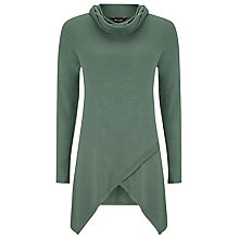 Buy Phase Eight Tara Asymmetric Top, Olive Online at johnlewis.com