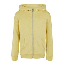 Buy Kin by John Lewis Boys' Zip Through Hoodie Online at johnlewis.com