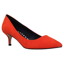 Buy Miss KG Carley Kitten Heel Court Shoe Online at johnlewis.com
