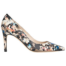 Buy L.K. Bennett Floret Pointed Court Shoes Online at johnlewis.com