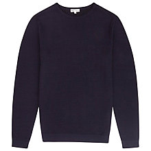 Buy Reiss Watts Honeycomb Weave Jumper Online at johnlewis.com