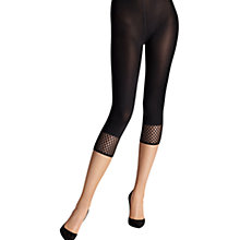 Buy Wolford Janice Capri Leggings Online at johnlewis.com