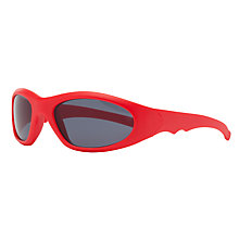 Buy John Lewis Boys' Sports Wrap Sunglasses Online at johnlewis.com