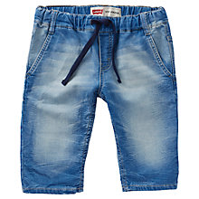 Buy Levi's Boys' 511 Bermuda Shorts, Blue Online at johnlewis.com