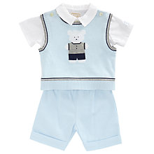 Buy Emile et Rose Herbie Three Piece Set, Blue Online at johnlewis.com