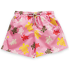 Buy Vilebrequin Moorea Turtle Print Swim Shorts Online at johnlewis.com