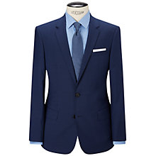 Buy HUGO by Hugo Boss Huge1/Genius1 Virgin Wool Suit, Dark Blue Online at johnlewis.com