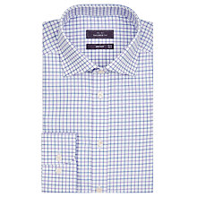 Buy John Lewis Twin Check Tailored Fit Shirt Online at johnlewis.com