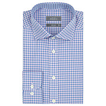 Buy John Lewis Twill Check Regular Fit Shirt Online at johnlewis.com