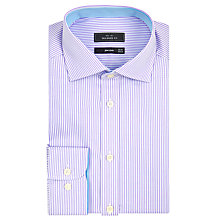 Buy John Lewis Bengal Stripe Tailored Fit Shirt Online at johnlewis.com
