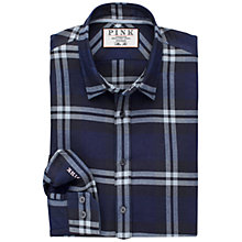 Buy Thomas Pink Finlay Check Slim Fit Shirt Online at johnlewis.com