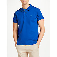 Buy Gant Contrast Collar Polo Shirt Online at johnlewis.com