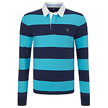 Buy Gant Sunbleached Check Polo Shirt Online at johnlewis.com