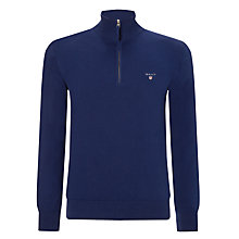 Buy Gant Stretch Zip Jumper Online at johnlewis.com