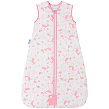 Buy Grobag Little Dear Baby Sleep Bag, 1 Tog, Pink Online at johnlewis.com