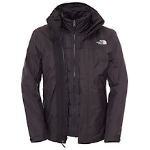 Buy The North Face Mountain Light 3-in-1 Triclimate Waterproof Men's Jacket Online at johnlewis.com