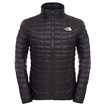 Buy The North Face Thermoball Jacket, Black Online at johnlewis.com