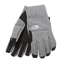 Buy The North Face Women's Apex+ Etip Gloves, Grey Online at johnlewis.com