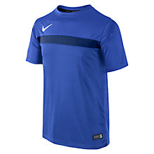 Buy Nike Academy Boys' Training Football Shirt Online at johnlewis.com