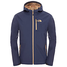 Buy The North Face Durango Hoodie Men's Jacket, Blue Online at johnlewis.com