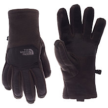 Buy The North Face Women's Denali Etip Gloves, Black Online at johnlewis.com