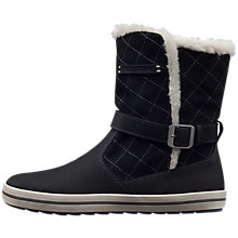 Buy Helly Hansen Alexandra Women's Boots, Black Online at johnlewis.com