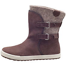 Buy Helly Hansen Maria Low-Cut Boots, Brown Online at johnlewis.com