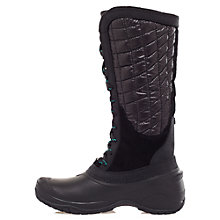 Buy The North Face Thermoball Utility Women's Snow Boots, Black Online at johnlewis.com