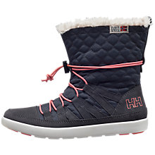 Buy Helly Hansen Harriet Winter Boot, Grey Online at johnlewis.com
