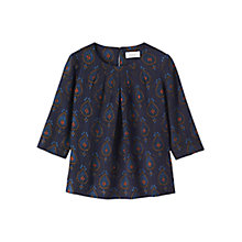 Buy Toast Block Print Top Online at johnlewis.com