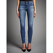Buy AG The Prima Skinny Jeans, 13 Years Solitude Online at johnlewis.com