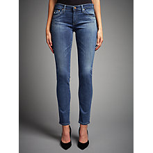 Buy AG The Angel Bootcut Jeans, 10 Years Haven Online at johnlewis.com