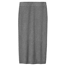 Buy Toast Ribbed Wool Skirt Online at johnlewis.com