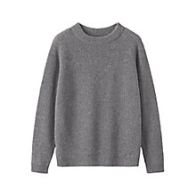 Buy Toast Ribbed Wool Jumper Online at johnlewis.com