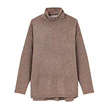 Buy Gerard Darel Bac Cashmere Jumper, Beige Online at johnlewis.com