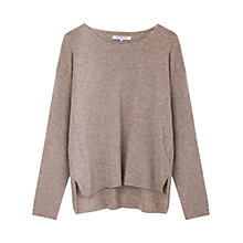 Buy Gerard Darel Boss Cashmere Jumper, Beige Online at johnlewis.com