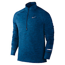 Buy Nike Element Sphere Half Zip Long Sleeve Top Online at johnlewis.com