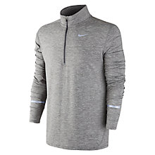 Buy Nike Dri-FIT Element Half-Zip Long Sleeve Running Top Online at johnlewis.com