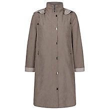 Buy Jacques Vert Suedette Coat Online at johnlewis.com
