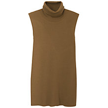 Buy Gerard Darel Babsi Wool Jumper, Camel Online at johnlewis.com