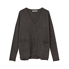 Buy Gerard Darel Cashmere Jumper, Grey Online at johnlewis.com