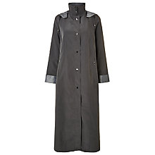 Buy Jacques Vert Funnel Neck Hooded Long Mac Online at johnlewis.com