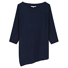 Buy Gerard Darel Bubble AsymmetricTop, Blue Online at johnlewis.com